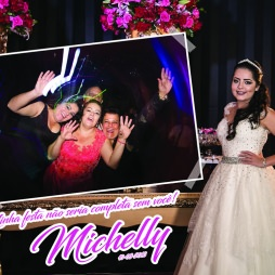 15 Anos - Michelly Eduardo