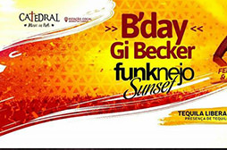Bday Gi Becker - Funknejo Sunset