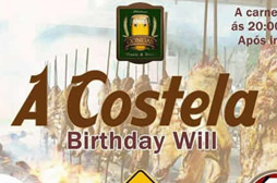 A Costela - B'day Will